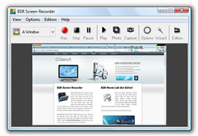 Bsr Screen Recorder - фото 2